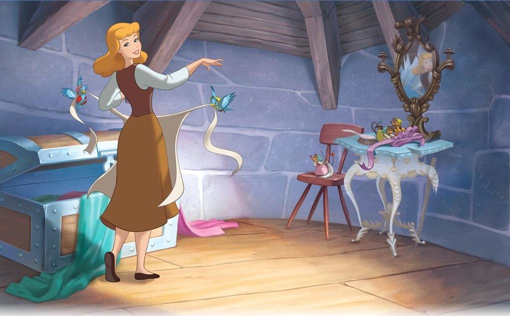 Cinderella Hello Gt